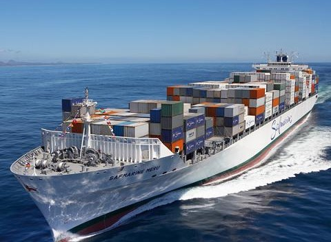 Giao nhận vận tải hàng hóa thông qua đường biển