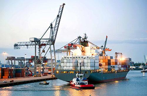 Vận chuyển hàng bằng đường biển chuyên nghiệp