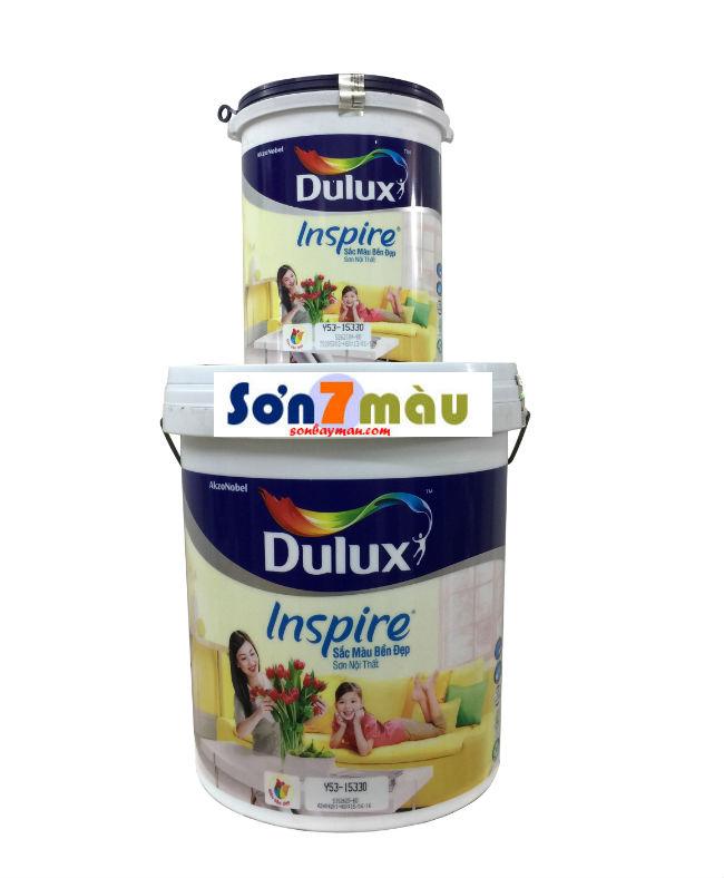 Sơn Dulux Inspire trong nhà