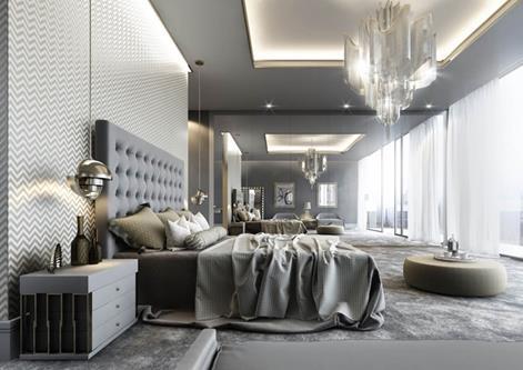 Phòng ngủ đẹp mê hồn với thiết kế theo phong cách Boho