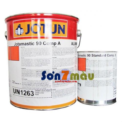 Điểm đặc biệt của sơn Jotun 2 thành phần với dòng sơn khác