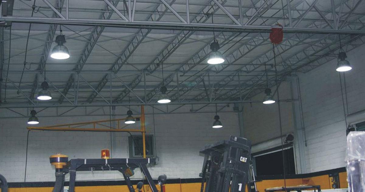 Mua đèn led nhà xưởng 100W tại TP. Hồ Chí Minh