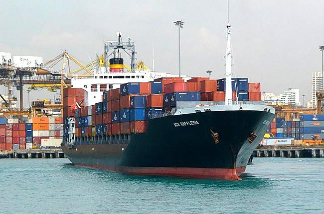 Mặt hàng nào được phép vận tải bằng đường biển