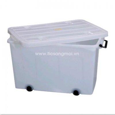 Mua thùng nhựa có nắp theo mục đích sử dụng