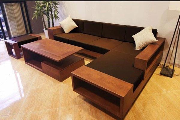 Tìm hiểu thêm về ghế sofa gỗ, ghế sofa góc L và ghế sofa U